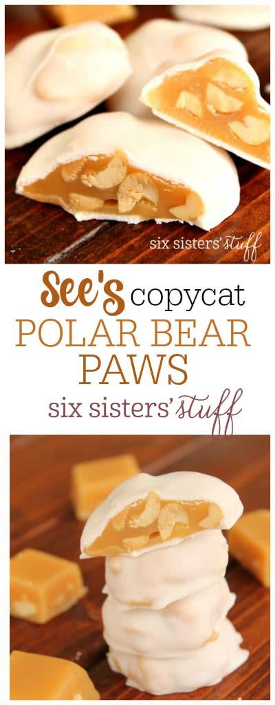 Polar Bear Paws 2