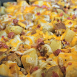 Skillet Breakfast Potatoes 2