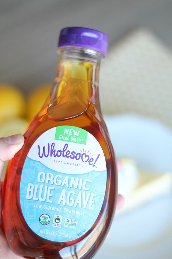 Wholesome Organic Blue Agave