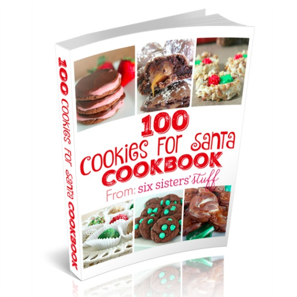 100 Cookies for Santa Photo Cover