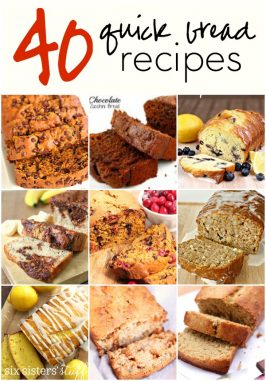 40 Quick Bread Recipes