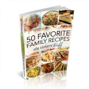 50 favorite family recipes product image