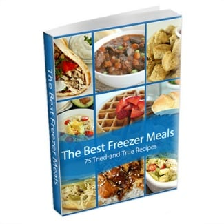 75 of The Best Freezer Meals Product Image