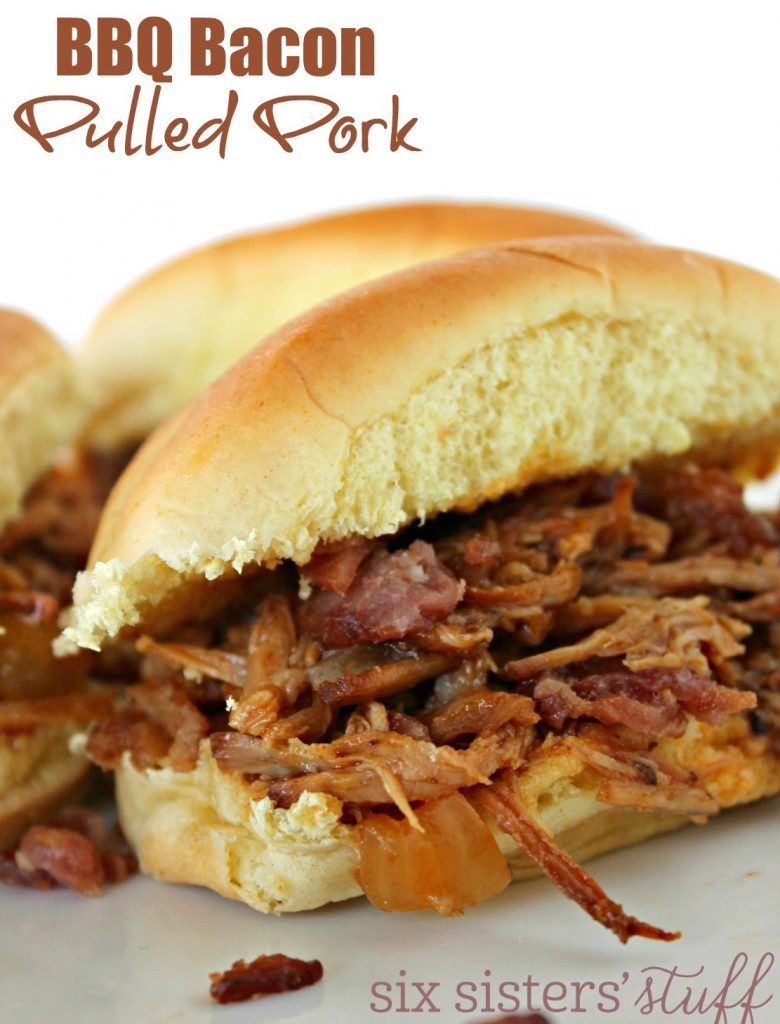 BBQ Bacon Pulled Pork 2