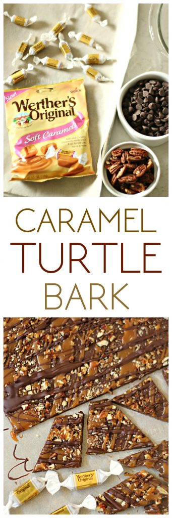 Caramel Turtle Bark from SixSistersStuff