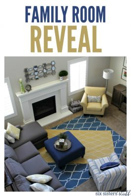 Kid-Friendly Family Room Reveal: Bright, Open, and Happy