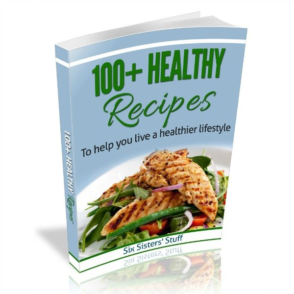 Healthy Recipes eCookbook Product image