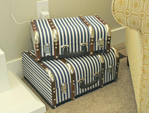 La-Z-Boy suitcases