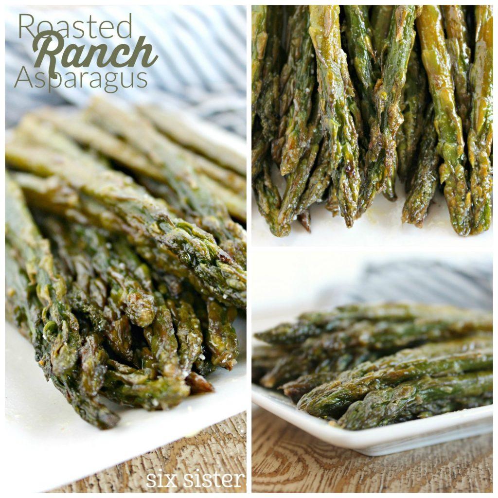 Roasted Ranch Asparagus 5