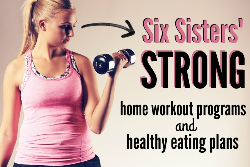 Six Sisters Strong ad