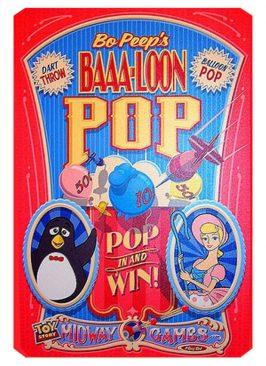 Toy Story Bo Peep Balloon