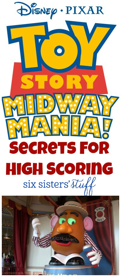 Toy Story Midway Mania Secrets