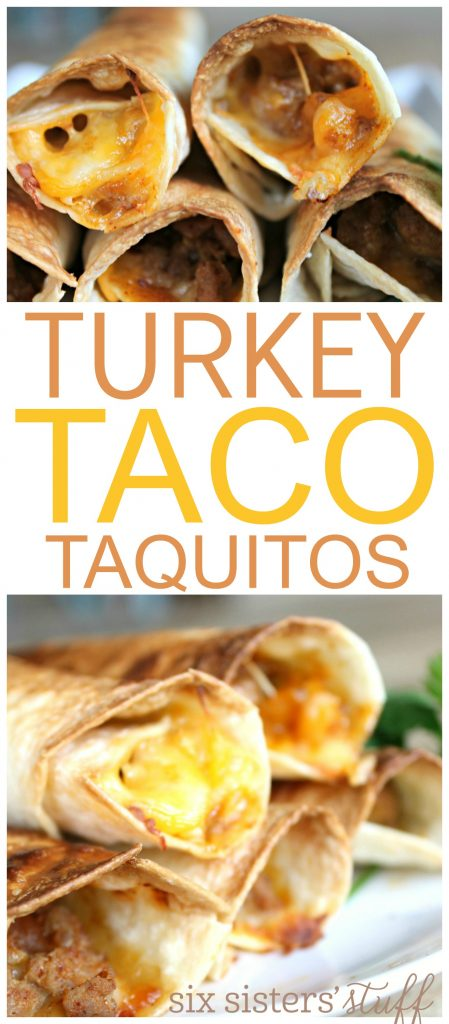 Turkey Taco Taquitos 3