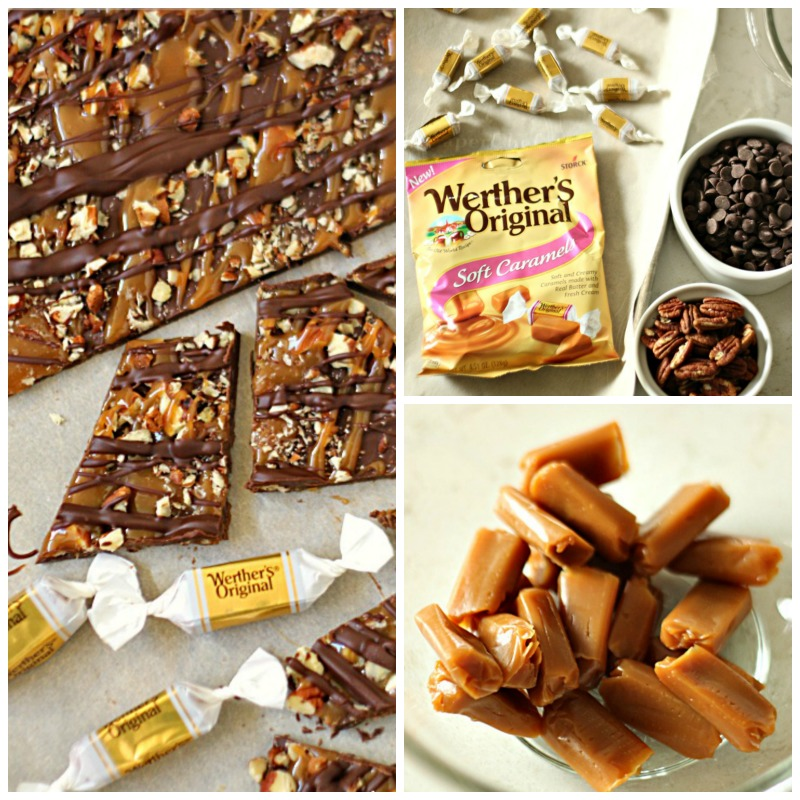 Werthers Caramel Turtle Bark