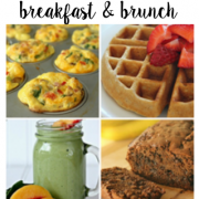 breakfast and brunch freezer meals eBook