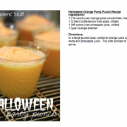 orange party punch