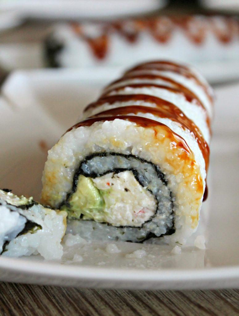 how to make homemade sushi rice