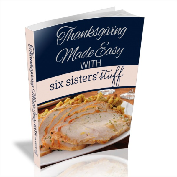 thanksgiving recipes eCookbook