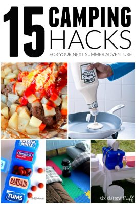 15 Creative Camping Hacks to Use This Summer