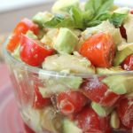3 Ingredient Avocado Salad 3