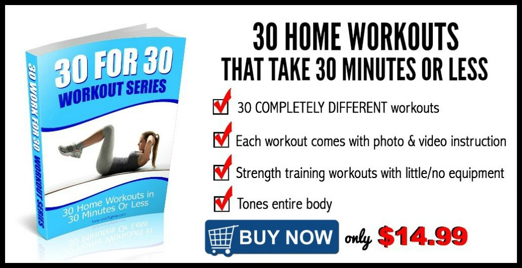 30 For 30 Home Workouts
