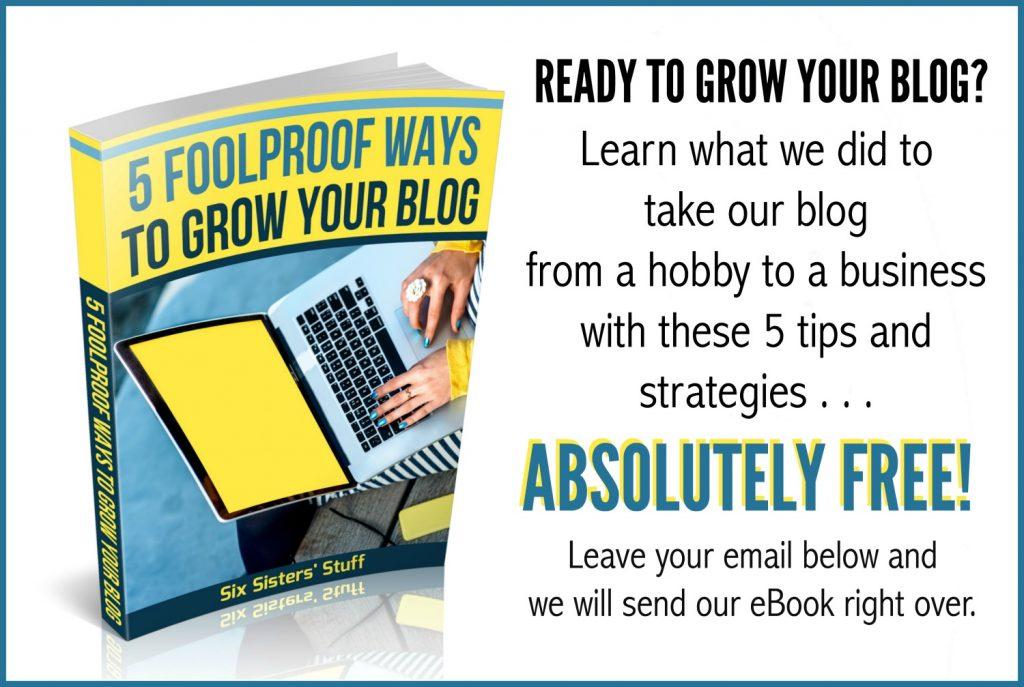 5 Foolproof Ways to Grow Blog Opt-In