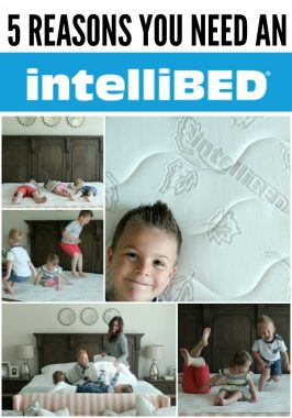 5 Reasons You NEED an IntelliBED Mattress