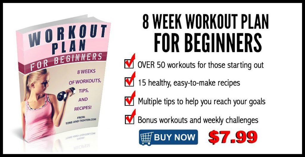 8 Week Workout Plan for Beginners