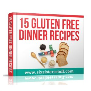 Gluten Free Recipes eCookbook Product Image