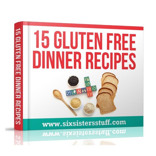 Gluten Free Recipes eCookbook Product Image