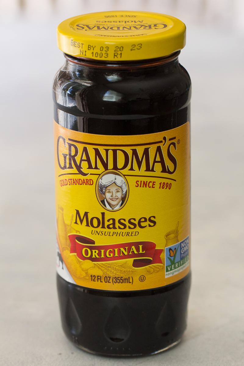 Bottle of Molasses