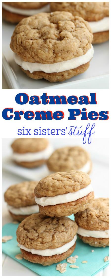 Oatmeal Creme Pies 2