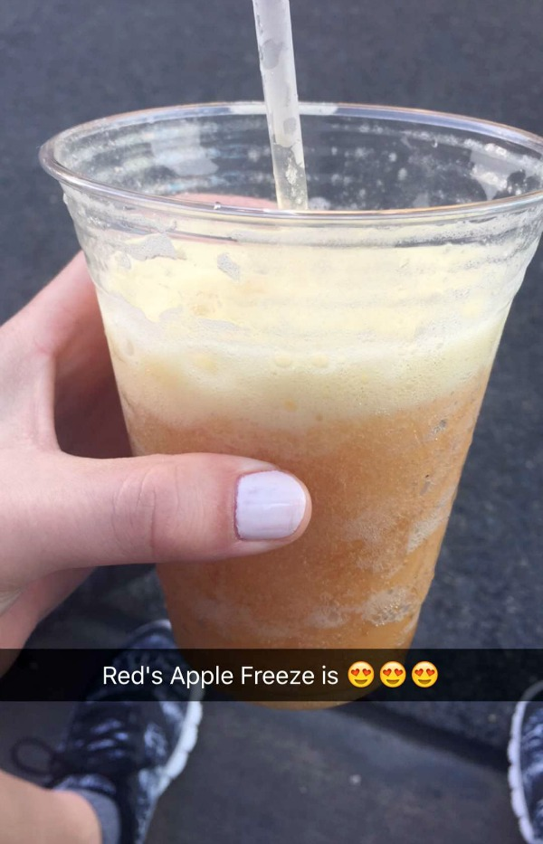 red's apple freeze