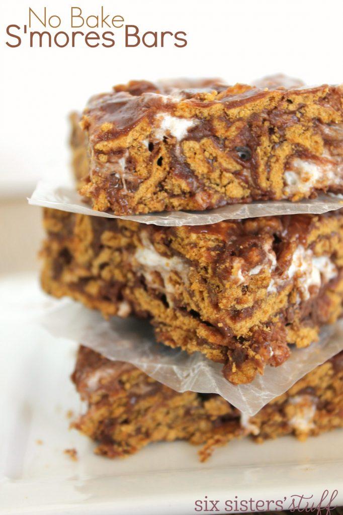 s'mores bake 1