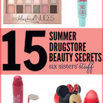 15 Summer Drugstore Beauty Secrets