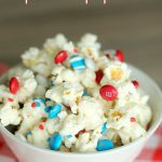 4th of July Patriotic Popcorn from SixSistersStuff.com