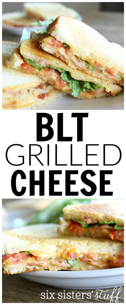 BLT Grilled Cheese 4