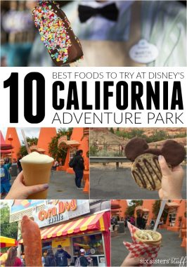10 Best Foods to Try at Disney's California Adventure Park
