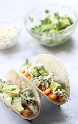 How to make Shrimp Tacos with Cilantro Lime Coleslaw