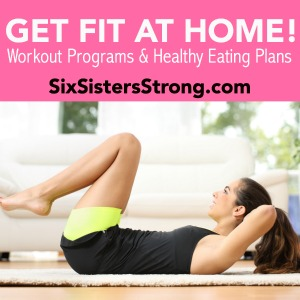 Get Fit At Home Sidebar