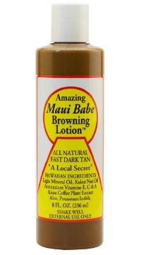Maui Babe Bronzing Lotion