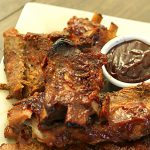 Slow Cooker BBQ Ribs on SixSistersStuff.com