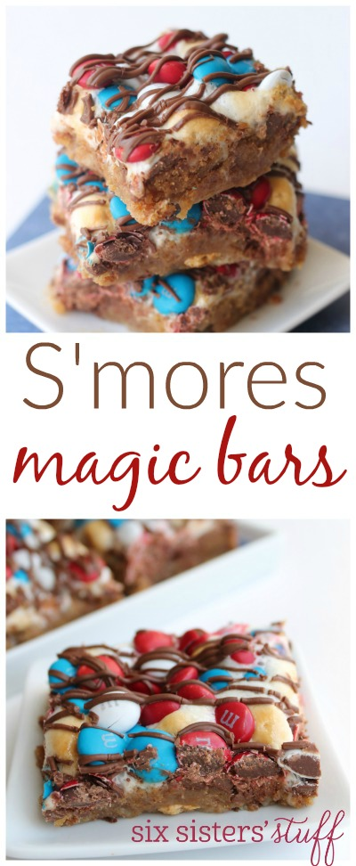 S'mores Magic Bars 2