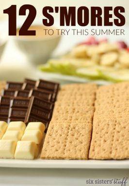 12 Amazing S'mores You Need to Make This Summer
