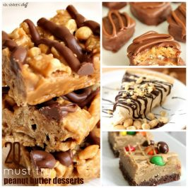 20 Must Try Peanut Butter Desserts