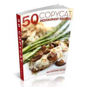 50 Copycat Restaurant Recipes eBook storefront