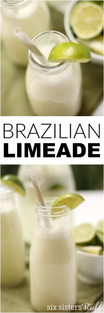 Brazilian Limeade
