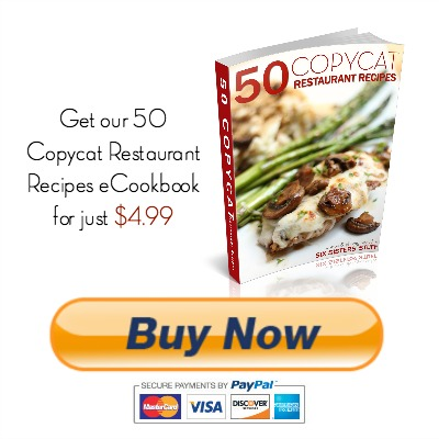 Buy Now 50 Restaurant Recipes