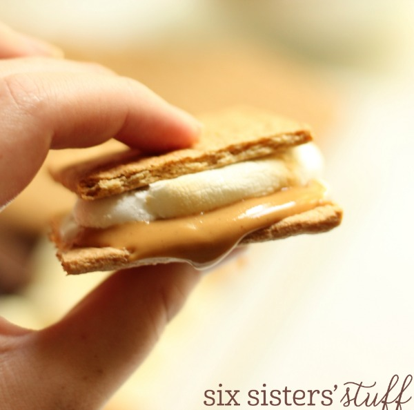 Cookie Butter S'more
