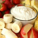 Easy and Delicious Fruit Dip from Six Sisters' Stuff